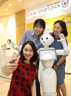 롯데百, 인공지능 '공유 비즈니스' 서비스 개발