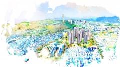KCC건설, 대구 '두류파크 KCC스위첸' 12월 중 분양