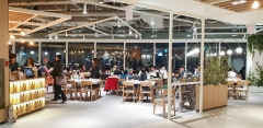 현대백화점 미아점, 오픈형 식당가 선보인다
