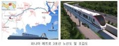 대구도시철도, 파나마 모노레일 건설사업 진출