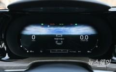 기아차, 풀체인지 3세대 K5 공개…'LCD계기판·버튼식변속기'