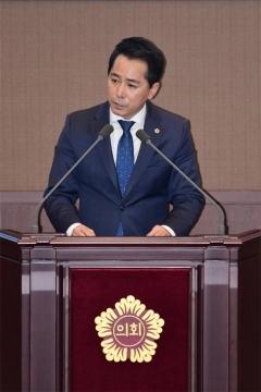 서울시의회 임만균 의원, 낙성벤처밸리 조성 위한 도시자연공원 해제 요청