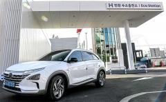 현대차, 'H인천 수소충전소' 개소…'수소전기차' 대중화 앞장