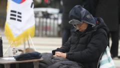 '3일째 단식' 황교안···역대 정치인 단식투쟁 보니