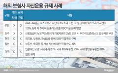 [위기의 보험산업②]'IFRS17' 코앞인데···해외투자 한도 발목