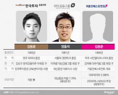 증권가 오너 2~3세의 '경영수업'…사원→임원→CEO 속도전