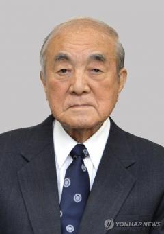 日 나카소네 야스히로 전 총리 별세… 향년 101세