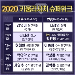 키움증권, '2020 키움 리서치 슈퍼위크' 개최