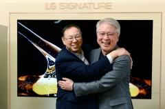 LG전자, 조성진 전 부회장 작년 33억8700만원