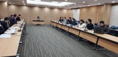 박남춘 인천시장, 지하도상가 연합회와 소통 이어가