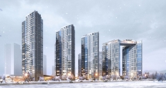 호반건설, 2664억원 규모 광주 '계림 1구역' 정비사업 수주