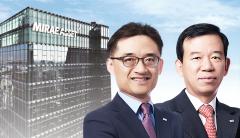 자산운용업계 미래에셋 독주 ···김미섭·서유석 투톱의 힘
