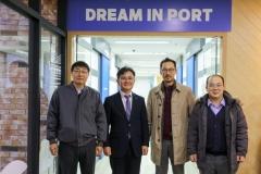인천항만공사, 미추홀타워에 창업 공용공간 `Dream In Port` 개관