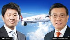 아시아나 매각 중립선언 이동걸···정몽규 VS 박삼구 2라운드
