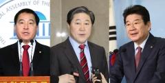 한국당 원내대표, 심재철·유기준·강석호 3파전