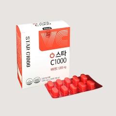 일화, 비타민C 영양제 '스타C1000' 출시