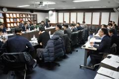 해외건설협회, 건설업계 초청 2020년 수주전략 점검