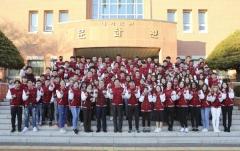 계명문화대, 외국인 유학생들에게 '사랑의 겨울점퍼' 전달