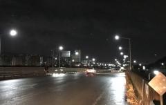 경주시, 도심 가로등 50% 친환경 LED 등으로 교체