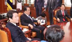 한국당 원내대표 바뀌자…국회 새국면