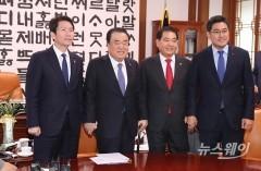 국회, 오늘(10일) 예산안 처리 시도…한국당 태도변화 주목