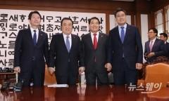 """문 의장 """"23일 여야 소집…크리스마스 전 본회의"""""""
