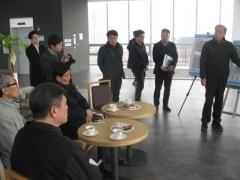 인천도시공사, 신동근 의원 `검단신도시` 현장 방문...`광역교통 2030` 등 논의