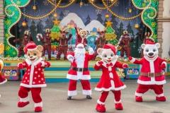 에버랜드, '크리스마스 판타지' 축제 오픈