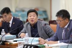 """오하근 도 의원 """"2020 친환경 운동장 조성 예산 '찔끔'"""""""