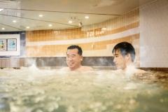 한화리조트, '뜨거운 온천 패키지 대축제' 진행