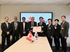 인천교통공사-캐나다 탈레스사, 신호 시스템 관련분야 등 협력 강화