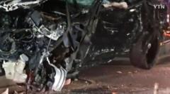 대구 두류네거리서 그랜저-벤츠 추돌…1명 사망·2명 중상