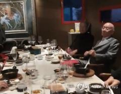 전두환, 12·12사태 40주년에 강남서 인당 20만원 코스요리 즐겨