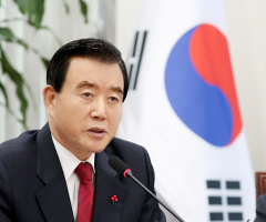 홍문표 의원, 노인교통안전보호법 발의…'실버존' 의무 강화