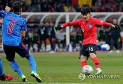 한국, 일본 꺾고 동아시안컵 우승…황인범 결승골