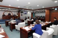 진안군의회, 2019년 회기 마무리