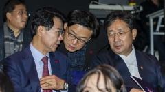 박양우 문체부 장관, 아시아문화전당에서 공연중인 '무사' 관람