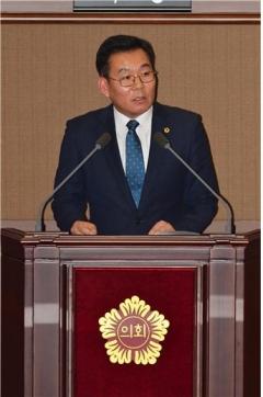 """서울시의회 정진철 의원 """"거여어린이집, 시-구 갈등으로 어린이들만 피해"""""""