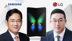 삼성, 이재용 시대 날개 단 폴드…LG, 구광모식 폴더블폰도 나올까?