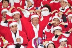 인천시, 산타클로스 1천200여명 인천 곳곳 누비며 사랑전달