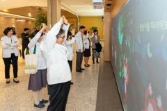 이대서울병원, 어린이 환자 위한 '힐링정글' 설치