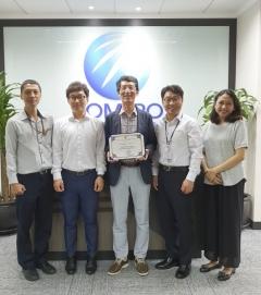 중부발전, 인도네시아 중기청 `Excellence Award` 수상