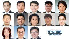 정의선 부회장 '수시 체제' 첫 임원인사…'40代' 우수인재 발탁(종합)