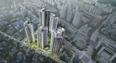 현대건설 '힐스테이트 대구역' 관심 집중