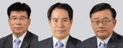대구은행, 차기 행장 후보에 황병욱·김윤국·임성훈 등 3명 선정