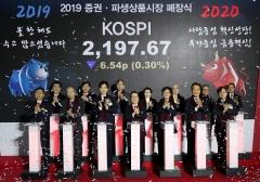 거래소, 2019년 증권·파생상품시장 폐장식 개최
