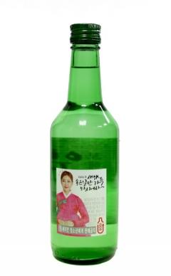 보해양조, 한정판 '송가인 잎새주' 출시