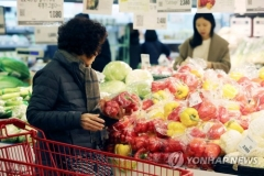 올해 소비자물가 0.4% 상승 '역대 최저'