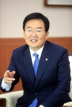 """문인 광주 북구청장, """"2020년 새로운 북구, 지역의 중심 자치구로 도약시킬 것"""""""