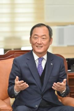 민영돈 조선대학교 총장